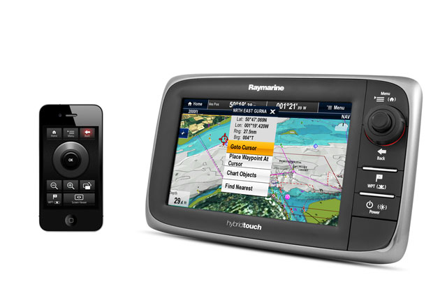 Raymarine launches new apps