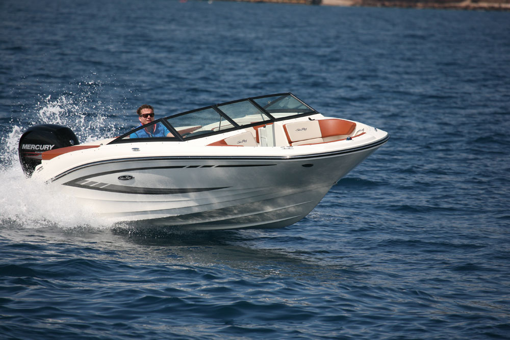 SPX 19: best first powerboats