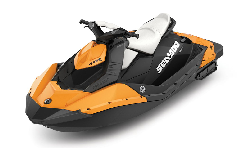 10 top personal watercraft: Sea-Doo Spark