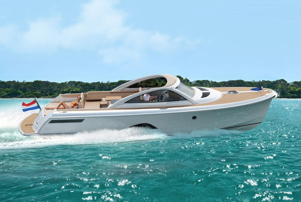 Keizer Yachts to launch debut motorboat