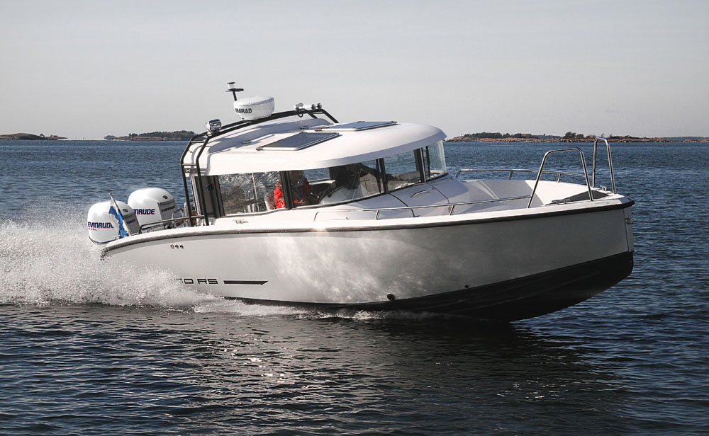 XO 270 Cabin: fearsomely capable