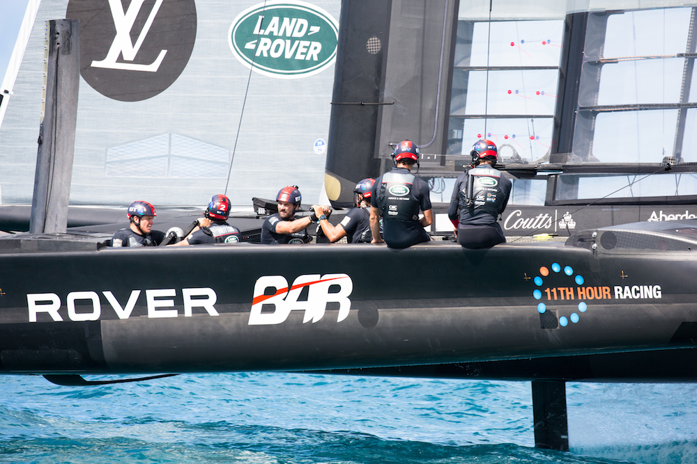 America's Cup lifejacket: the Spinlock T2