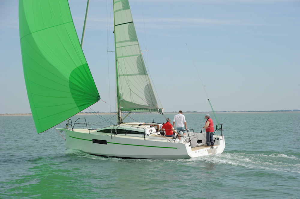 RM970 review: sailing downwind