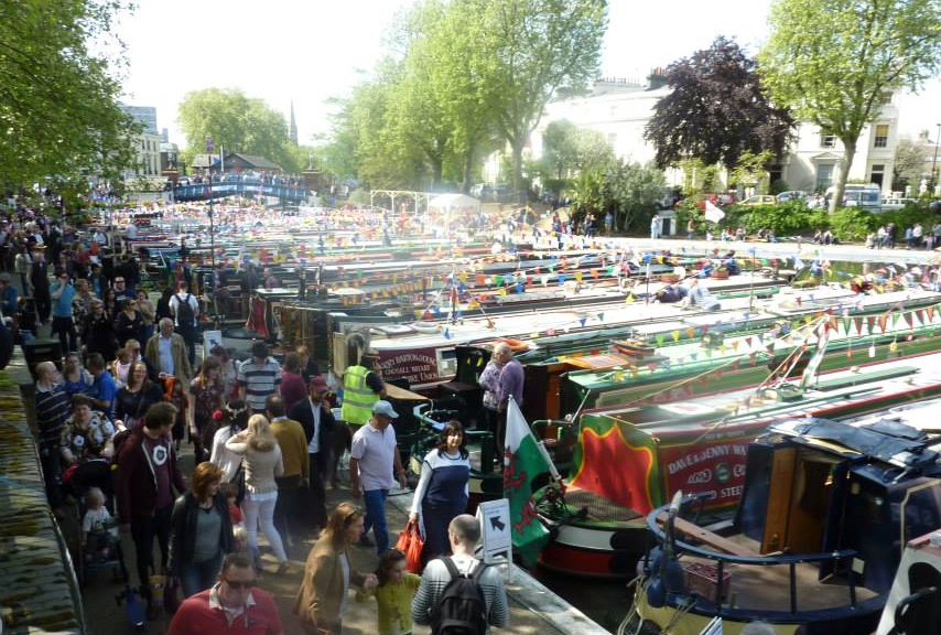Boating events 2016 – Canalway Cavalcade