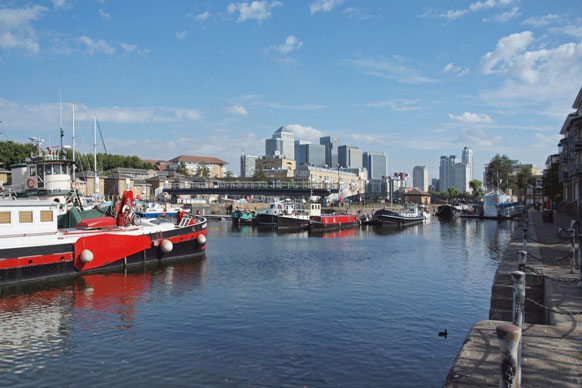 100 new Olympic moorings