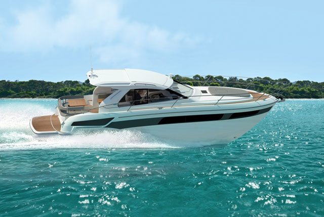 Bavaria 400 Sport: European Powerboat of the Year nominee