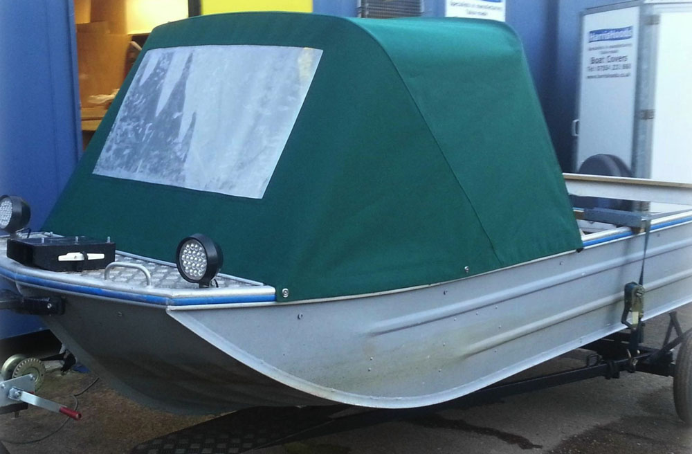 Harris Hoods: How to improve your powerboat