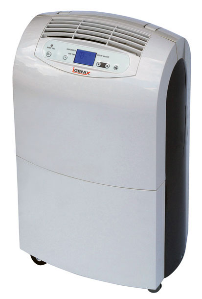 Compressor dehumidifiers