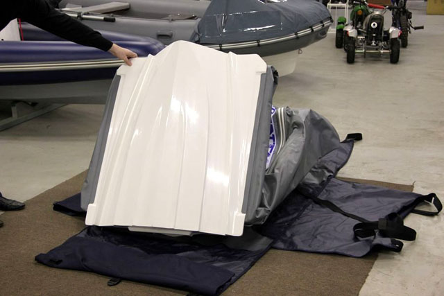 Winboat Foldable RIB