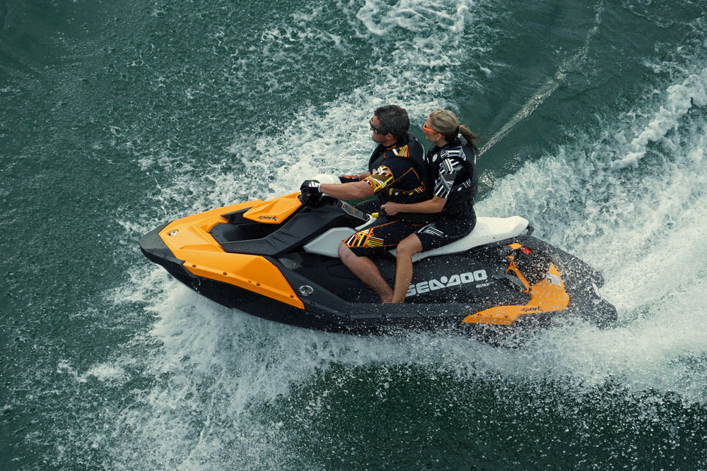 Sea-Doo Spark: bargain powerboats