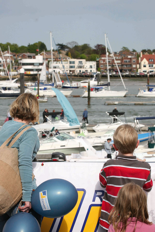 Hamble Point Boat Show