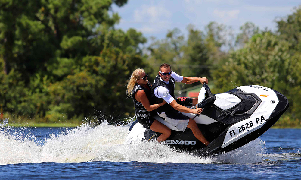 Budget powerboats: Sea Doo Spark