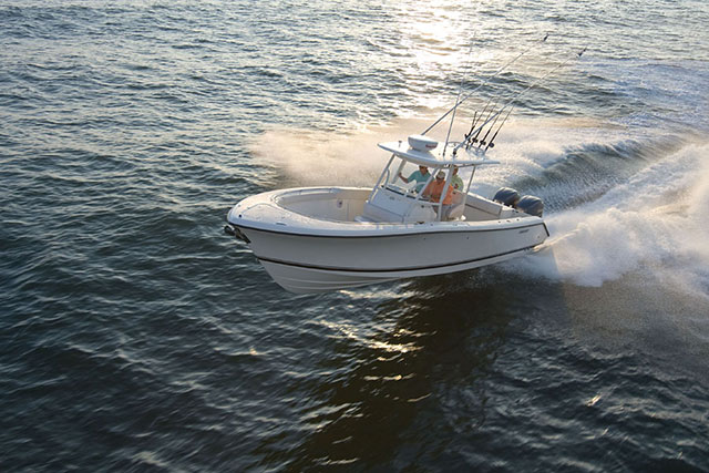 Sports fishers: five top fishing boats