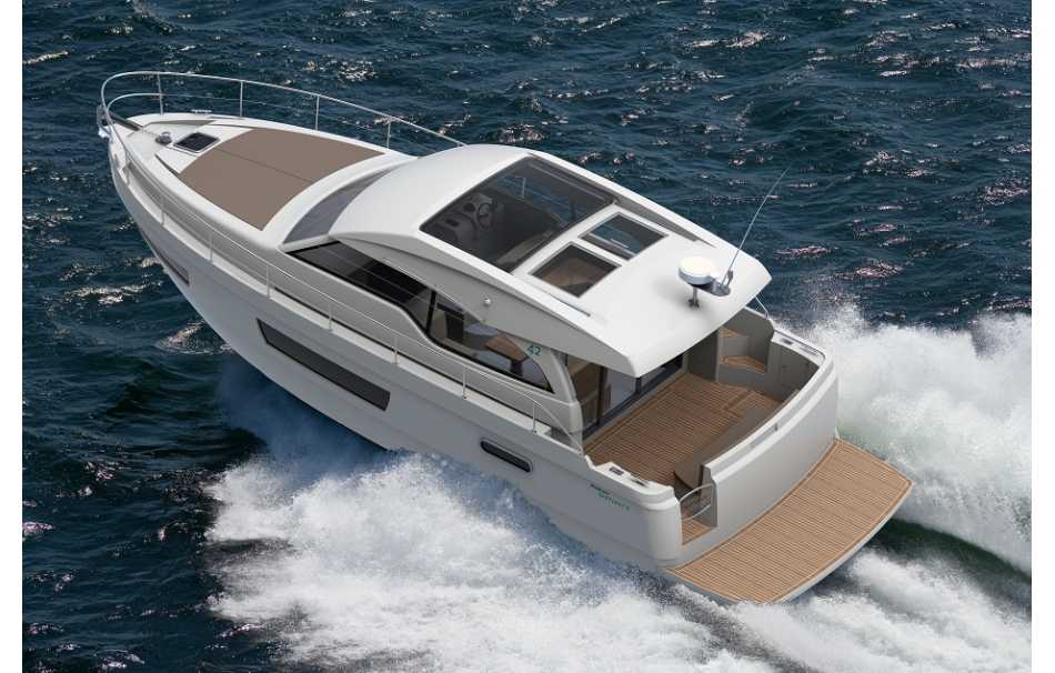 Rodman Spirit 42 Coupe