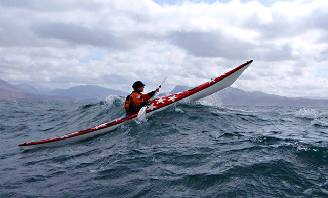 Top Watersports: Sea Kayaking