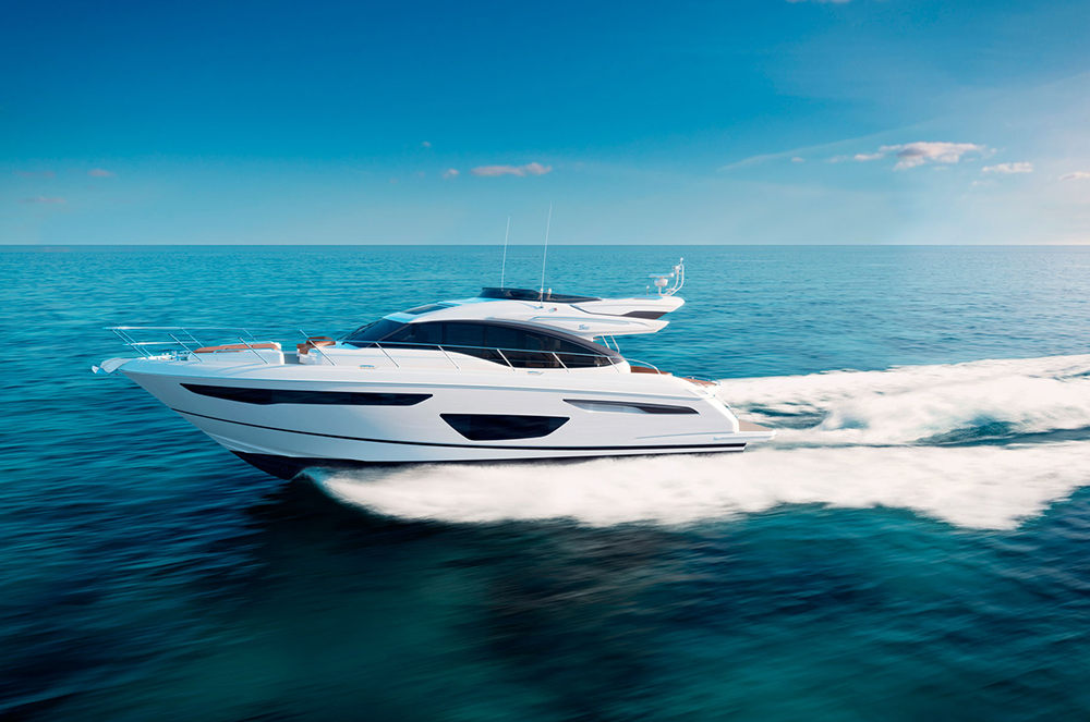 LondonBoat Show: Princess S60