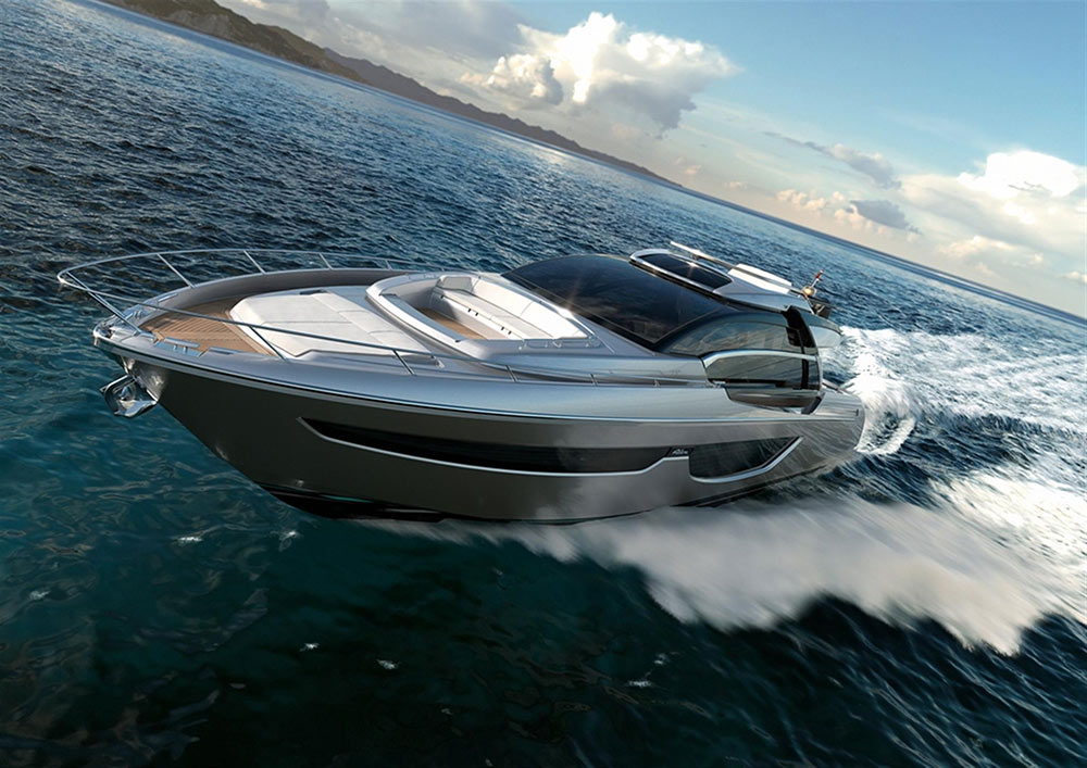 Riva 76 Coupe: new 76-footer announced