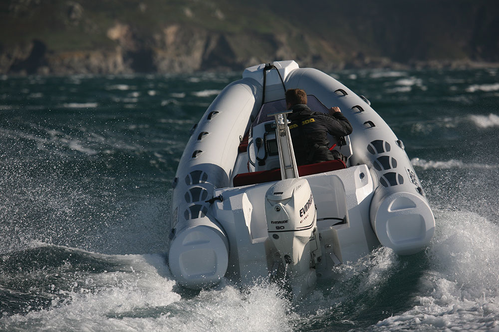 Powerboats: RIB