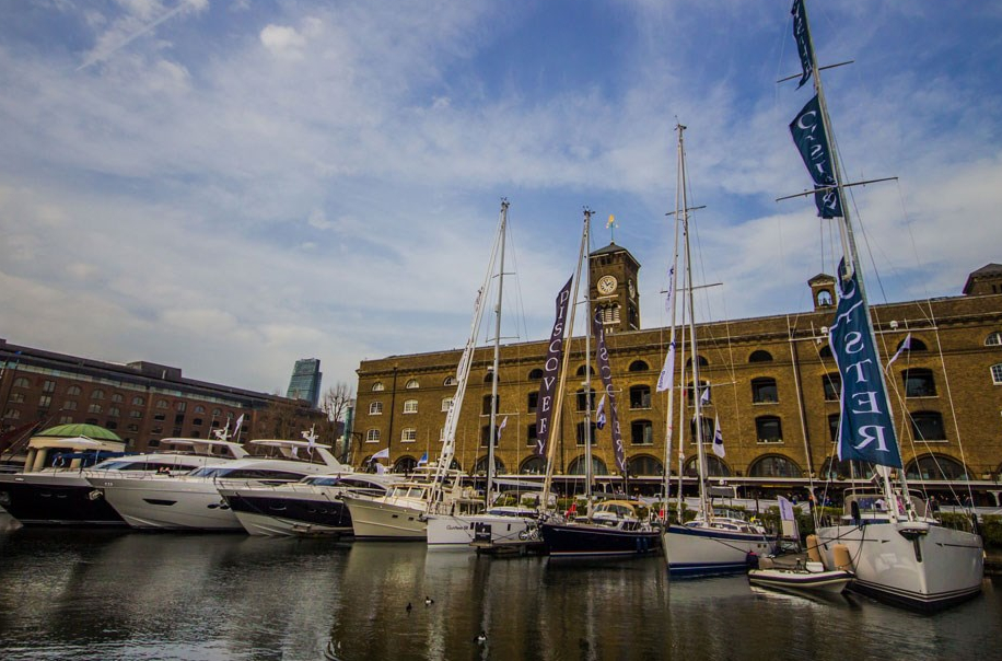 Boating events 2016 – London on water Yacht and Boat Show