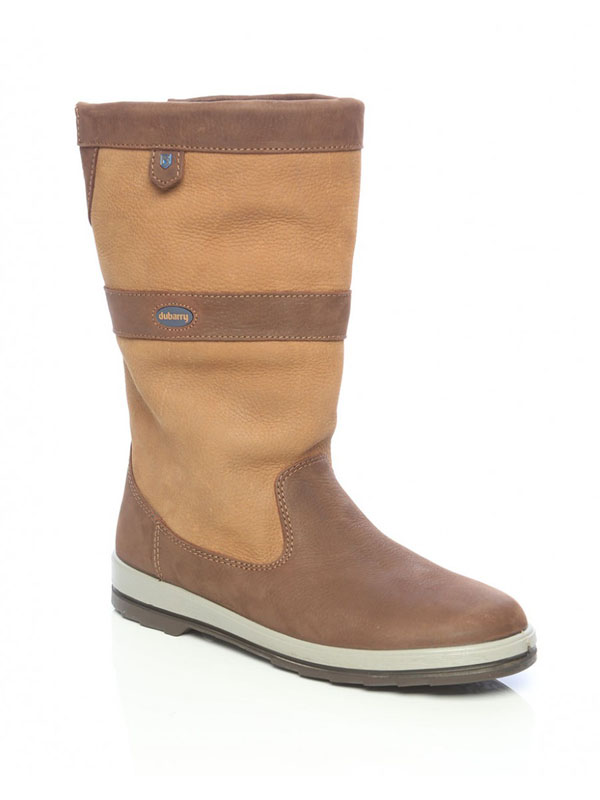 Dubarry Ultima sailing boots.
