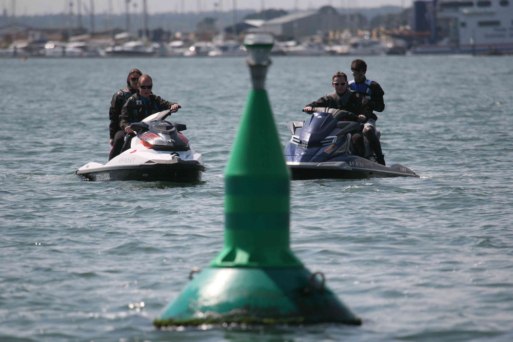 RYA Personal Watercraft course