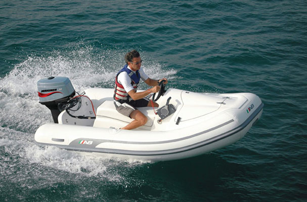 5 new powerboats under £5,000