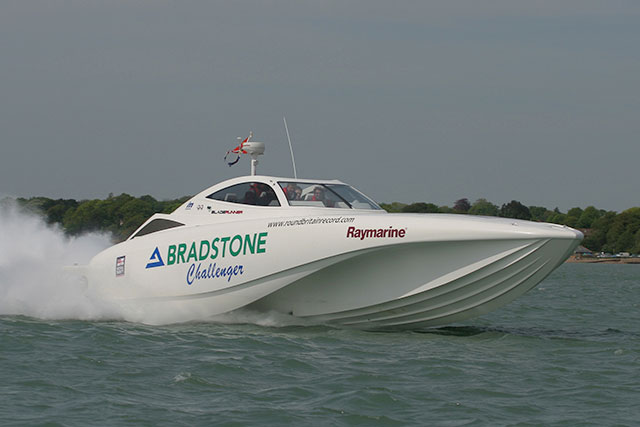 Powerboat bucket list: best boats to drive: Bladerunner