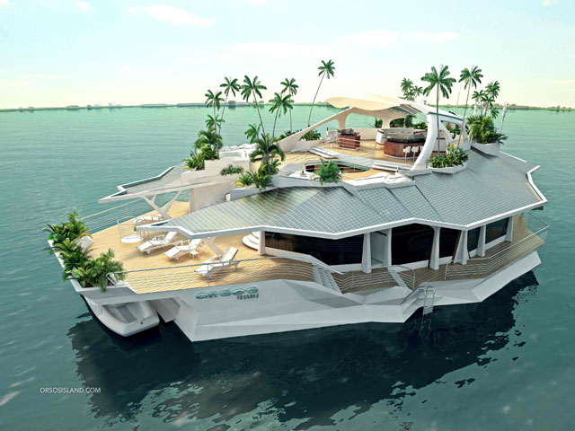 Extraordinary boats: inspired or absurd?