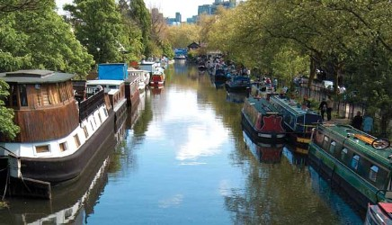Best canal boat holidays