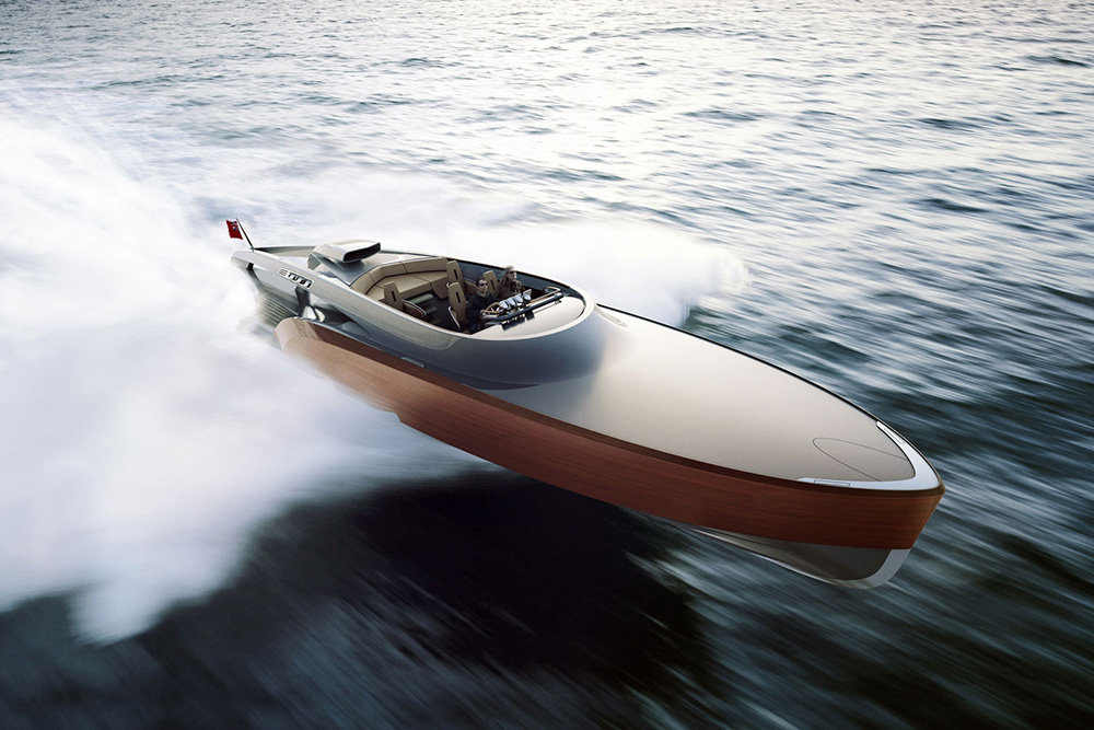 5 super stylish powerboats
