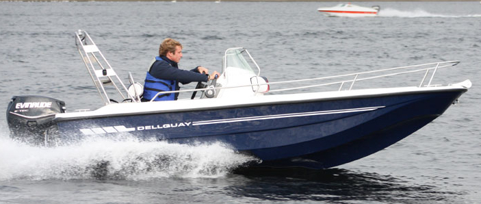Dell Quay Dory: best first powerboat