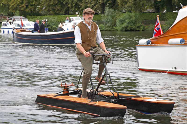 Best boating events of 2015: Classic motorboat rally on Lake Windermere.