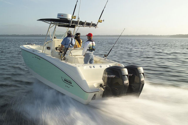 Boston Whaler joins Sea Care