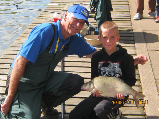 Fishing Month proves a great success