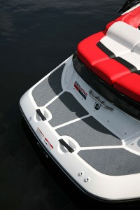 Sea-Doo Wake swim platform