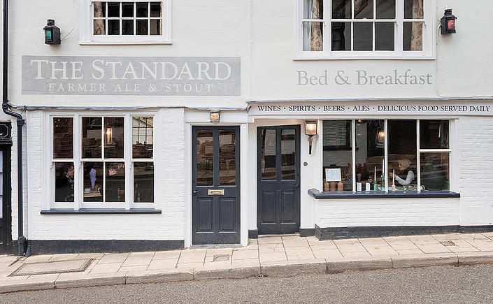 The Standard Inn – boating pub