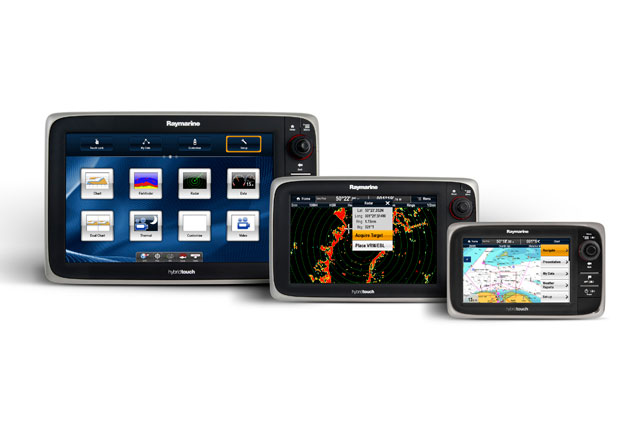 Raymarine to showcase new products in Jersey