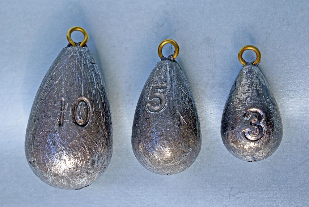 fishing lead weights