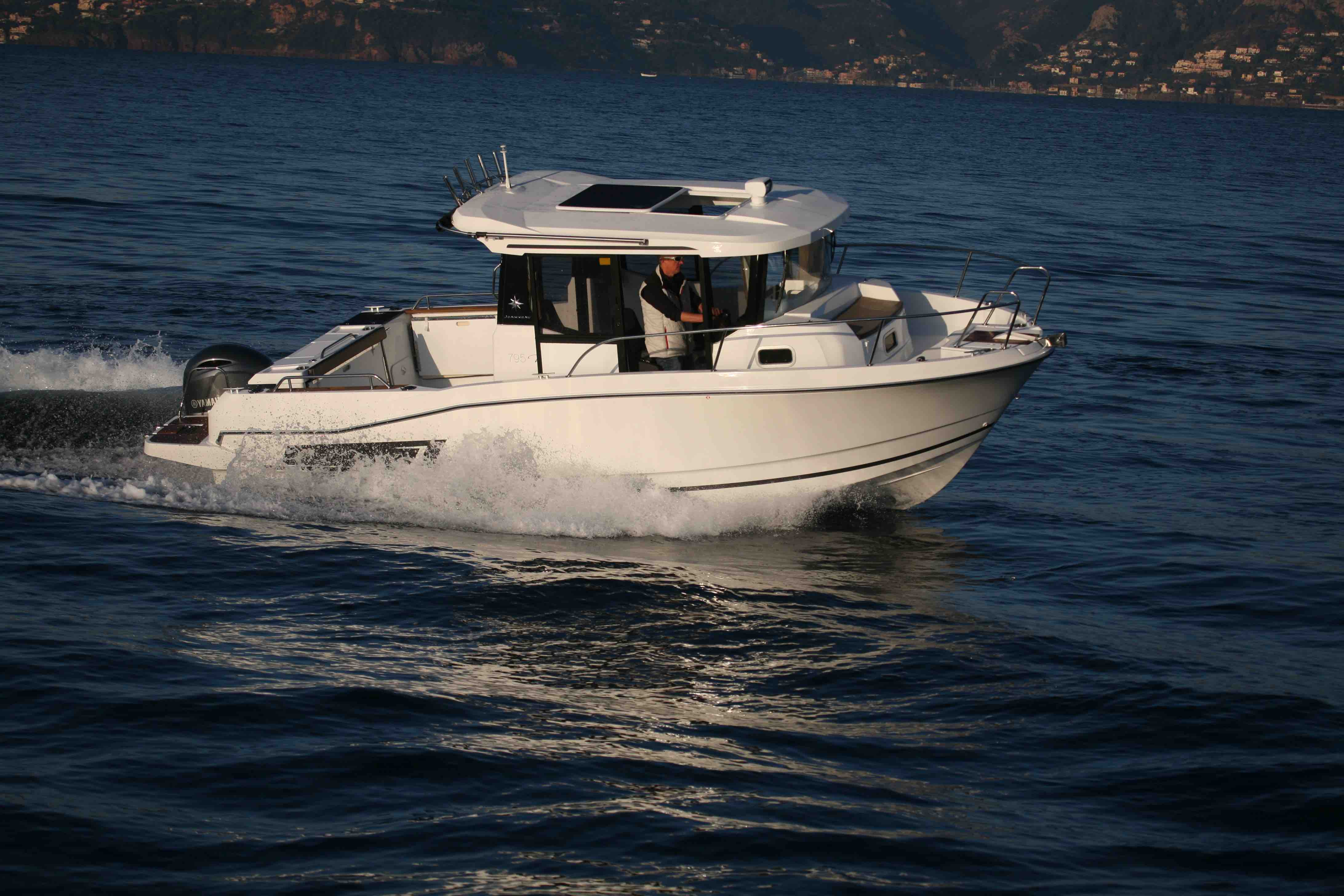 Jeanneau Merry Fisher 795 Marlin Review Boats Com