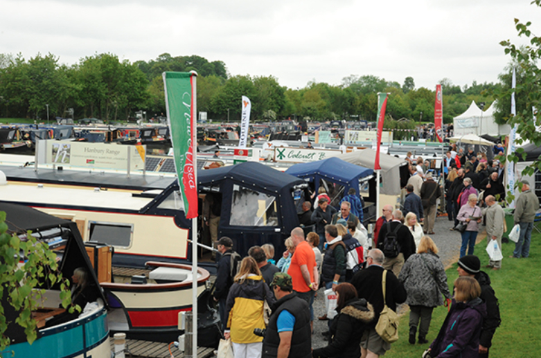 Boating events 2016 – Crick Boat Show