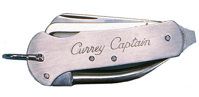 Currey Lockspike captain