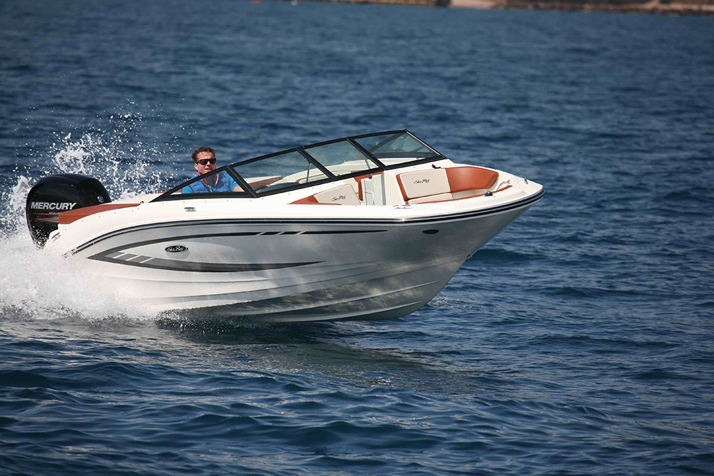 20-foot powerboats 19SLX