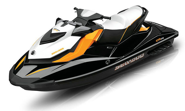 Top 10 Personal Watercraft GTR 215