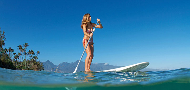 Top Watersports: Stand Up Paddleboarding