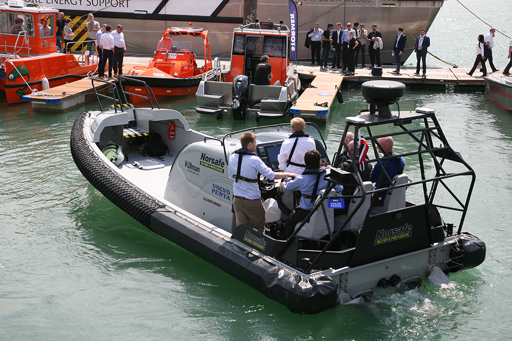 Boating events 2016 – Seawork International