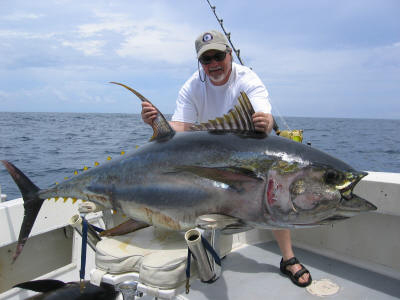 Top Watersports: sportfishing