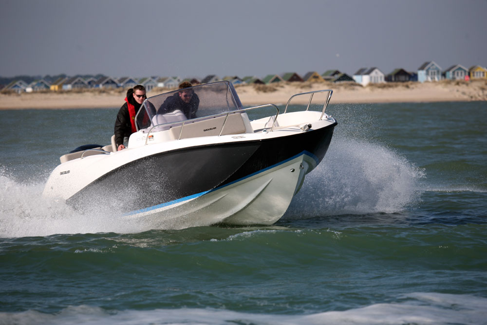 Quicksilver Activ 675 Open: bargain powerboats
