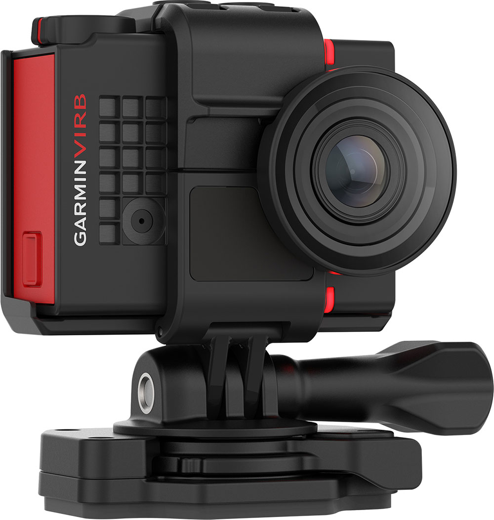 Boating Christmas gift ideas: Garmin action camera
