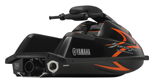 Top 10 Personal Watercraft Yamaha Super Jet