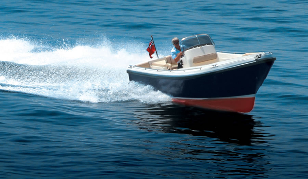 Retro powerboats: Dale 23